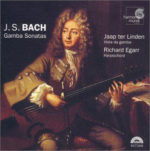 Bach: Gamba Sonatas - Sonata 1 in G Major BWV 1027; Capriccion in B-flat Major BWV 992; Sonata 2 in D Major BWV 1028; Sonata 3 in G minor BWV 1029