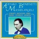 Arturo Benedetti Michelangeil (Magic Talent)