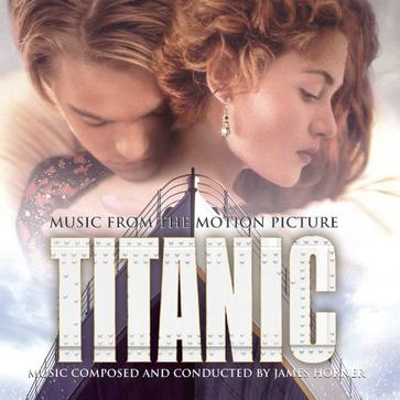 James Horner... - Titanic: Music from the Motion Picture