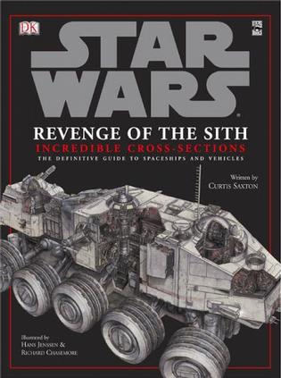 Incredible Cross-sections of Star Wars, Episode III - Revenge of the Sith