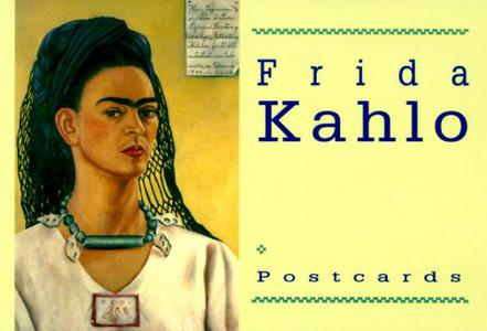 Frida Kahlo Postcard Book