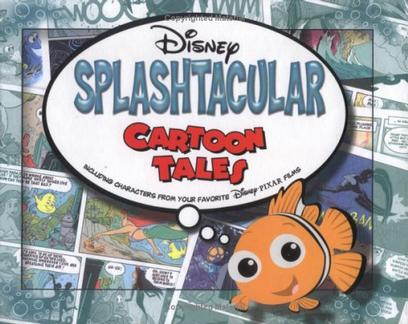 DISNEY SPLASHTACULAR CARTOON TALES