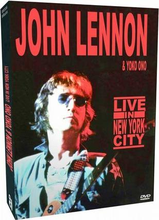 John Lennon Live in New York City