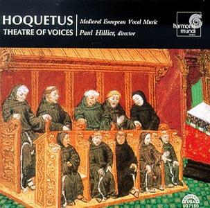 Hoquetus - Medieval European Vocal Music / Hillier, Theatre Of Voices