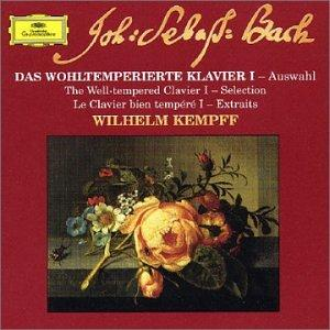 Bach: The Well-Tempered Claiver 1