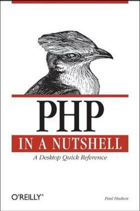 PHP in a Nutshell (In a Nutshell (O'Reilly))