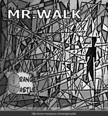 Orange Castle - Mr. Walk