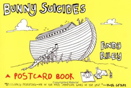 Bunny Suicides (Postcard Book)