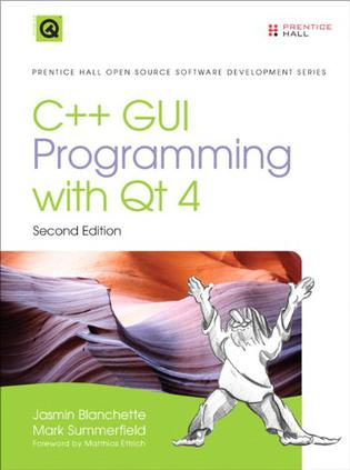 C++ GUI Programming with Qt 4 (2nd Edition) (Prentice Hall Open Source Software Development Series)