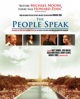 人民发声 The People Speak
