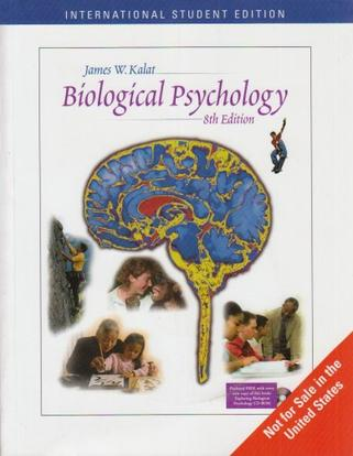 Biological psychology 8th Edition
