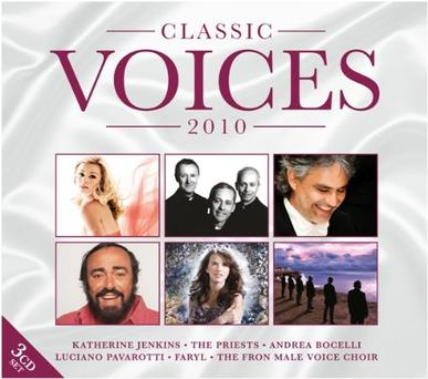Various Artists - Classic Voices 2010