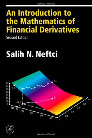 An Introduction to the Mathematics of Financial Derivatives, Second Edition