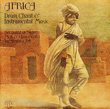 Africa: Drum, Chant & Instrumental Music