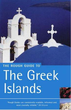 希腊岛屿指南The Rough Guide to the Greek Islands - 5th edition