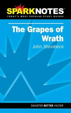 Spark Notes The Grapes of Wrath