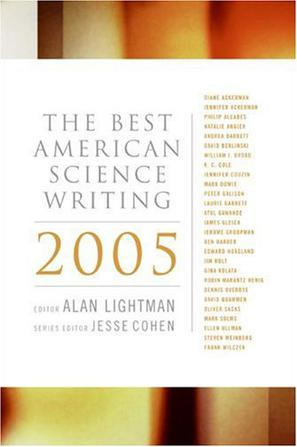 The Best American Science Writing 2005