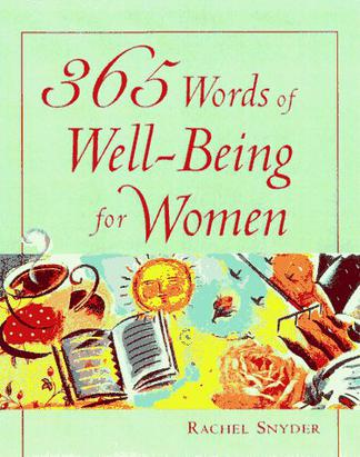 365 Words of Well-Being for Women