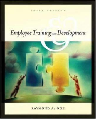 Employee Training and Development with Powerweb Card 3/e