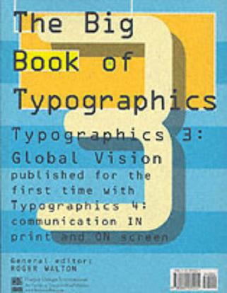 The Big Book of Typographics 3 & 4 (Typographics 3