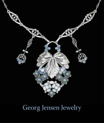 Georg Jensen Jewelry (Published in Association with the Bard Graduate Centre for Studies in the Decorative Arts, Design and Culture)