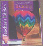 Teacher's Edition Houghton Mifflin Reading Series Theme 6 (Houghton Mifflin Reading Series, Grade 3)