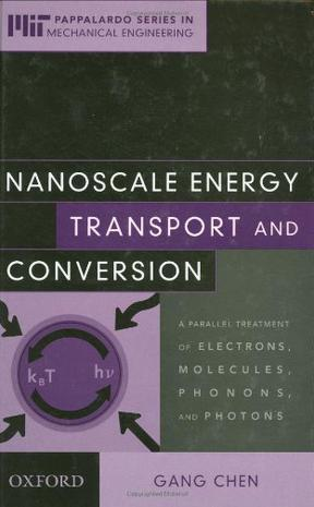 Nanoscale Energy Transport and Conversion