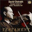 "Schubert: Octet In F/Tartini: Violin Sonata In G Minor ""Devil's Thrill"""