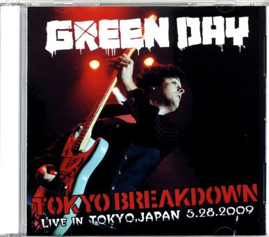 Green Day - Green Day / Japan Live 東京赤坂 2009