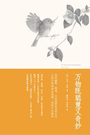 Book Cover: 万物既聪慧又奇妙