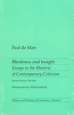 Blindness and Insight