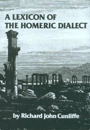 Lexicon of the Homeric Dialect