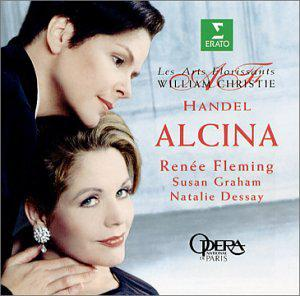 Handel - Alcina / Fleming · Graham · Dessay · Les Arts Florissants · Christie [Highlights]