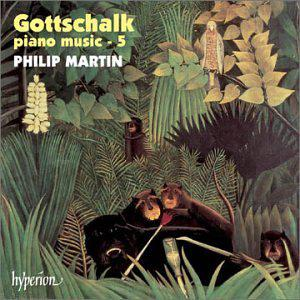 Gottschalk: Piano Music-Volume 5