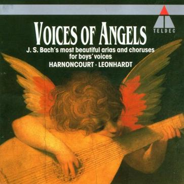 Bach: Voices Of Angels