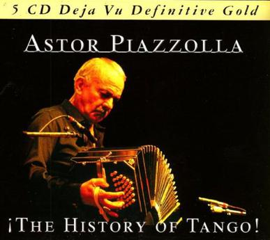 Astor Piazzolla - History of Tango