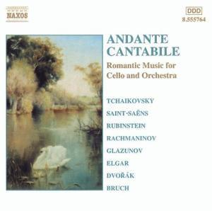 ANDANTE - Romantic Music for Cello and Orchestra
