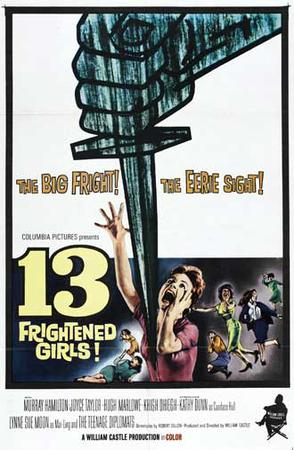 13 Frightened Girls! 1963