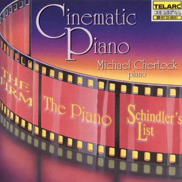 Cinematic Piano: Solo Piano Music from the Movies