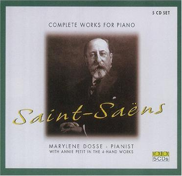 Saint-Saëns: Complete Works for Piano