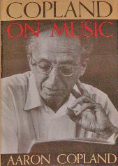 Copland On Music (Music Book Index)