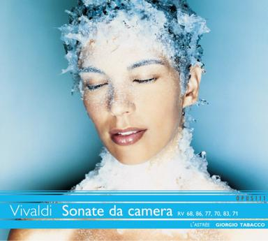 Vivaldi Edition: Sonate de camera, RV 68, 86, 77, 70, 83, 71