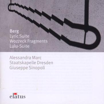 Berg: Lulu Suite/Lyric Suite