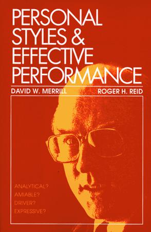 Personal Styles & Effective Performance