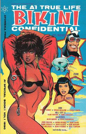 The A1 True Life Bikini Confidential