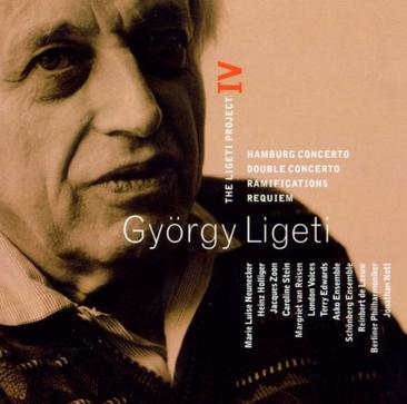 Ligeti: The Ligeti Project 4