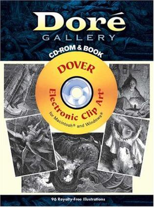 Dore Gallery CD-ROM and Book