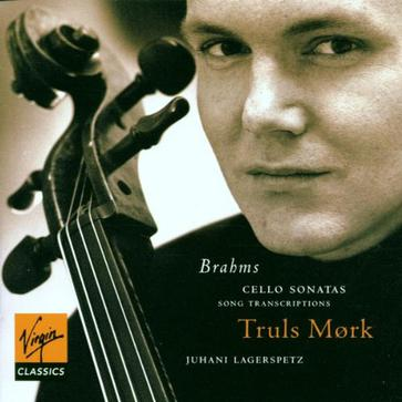 Brahms: Cello Sontstas, Song transciptions