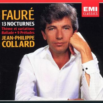 Faure: Nocturnes, Preludes, Ballade, Theme & Variations