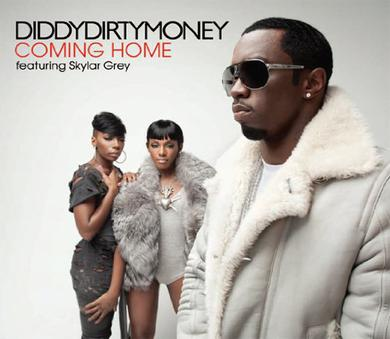 Diddy-Dirty Money Feat. Skylar Grey - Coming Home